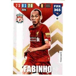 Fabinho Liverpool 41