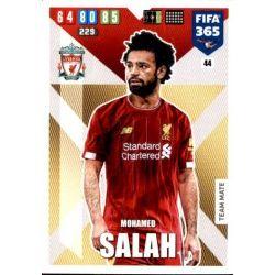 Mohamed Salah Liverpool 44