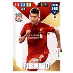 Roberto Firmino Liverpool 45