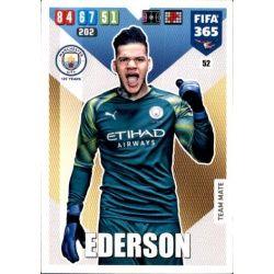 Ederson Manchester City 52
