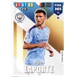 Aymeric Laporte Manchester City 53