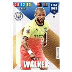 Kyle Walker Manchester City 55