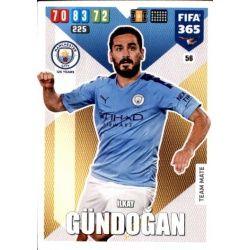 İlkay Gündoğan Manchester City 56