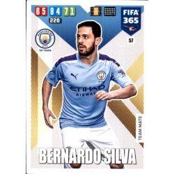 Bernardo Silva Manchester City 57