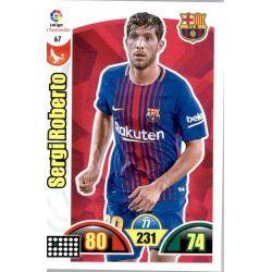 Sergi Roberto Barcelona 67