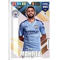 Riyad Mahrez Manchester City 59