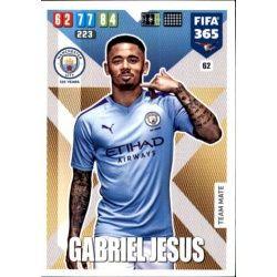 Gabriel Jesús Manchester City 62