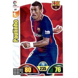 Paulinho Barcelona 69