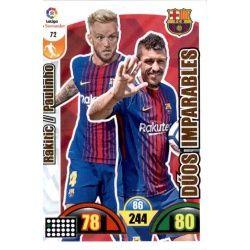 Rakitic / Paulinho Barcelona 72