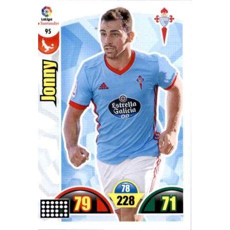 Jonny Celta 95 Cards Básicas 2017-18