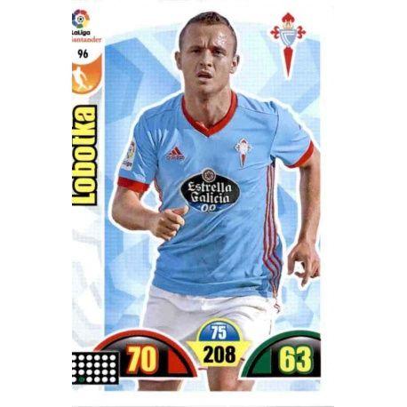 Lobotka Celta 96 Cards Básicas 2017-18