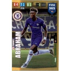Tammy Abraham Wonder Kid Chelsea 15 FIFA 365 Adrenalyn XL 2020