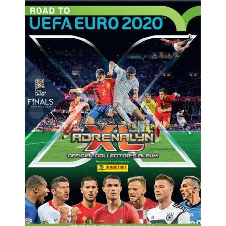 Colección Adrenalyn XL Road To Uefa Euro 2020 Colecciones Completas