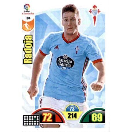 Radoja Celta 104 Cards Básicas 2017-18