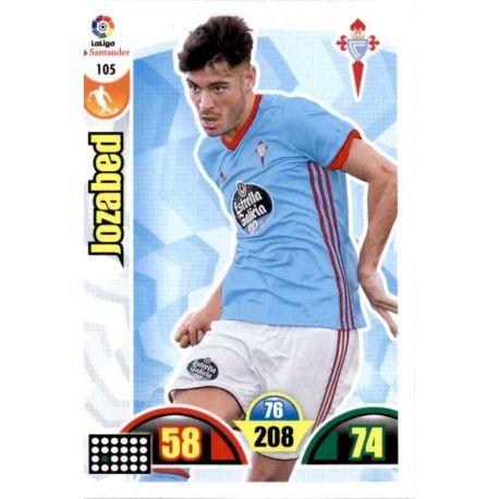 Jozabed Celta 105 Cards Básicas 2017-18