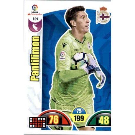 Pantilimon Deportivo 109 Cards Básicas 2017-18