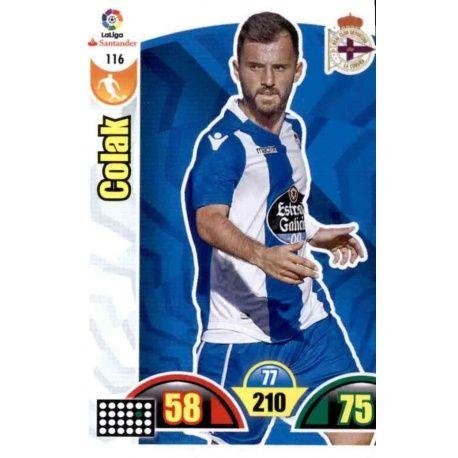 Colak Deportivo 116 Cards Básicas 2017-18