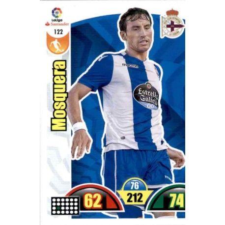 Mosquera Deportivo 122 Cards Básicas 2017-18