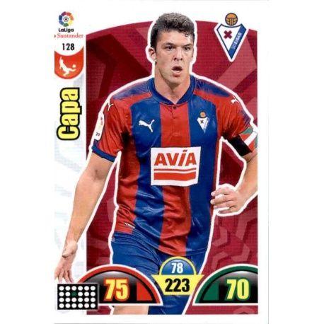 Capa Eibar 128 Cards Básicas 2017-18