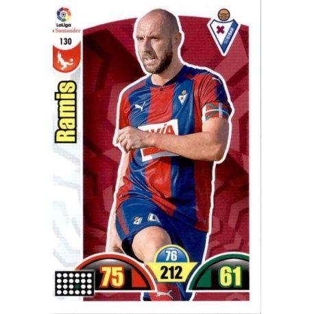 Ramis Eibar 130 Cards Básicas 2017-18