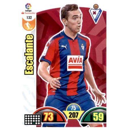Escalante Eibar 132 Cards Básicas 2017-18