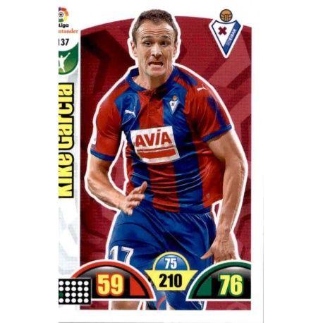 Kike García Eibar 137 Cards Básicas 2017-18