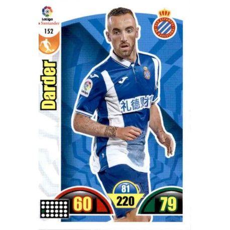Darder Espanyol 152 Cards Básicas 2017-18