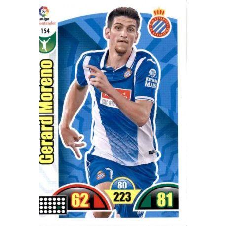 Gerard Moreno Espanyol 154 Cards Básicas 2017-18