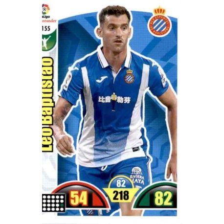 Leo Baptistao Espanyol 155 Cards Básicas 2017-18