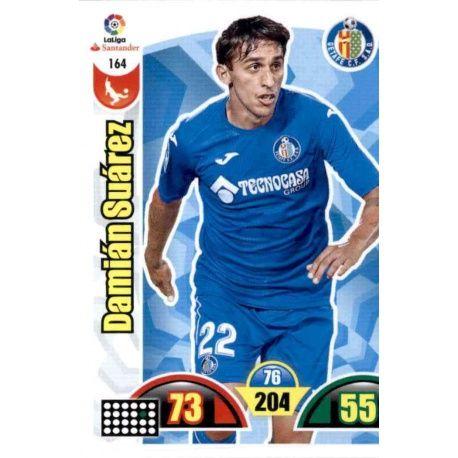 Damián Suárez Getafe 164 Cards Básicas 2017-18