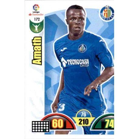 Amath Getafe 172 Cards Básicas 2017-18