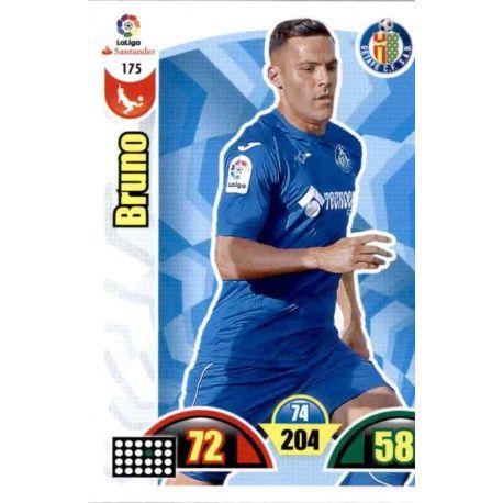 Bruno Getafe 175 Cards Básicas 2017-18