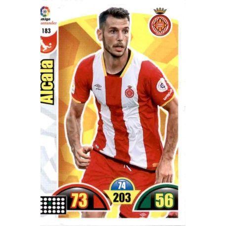 Alcalá Girona 183 Cards Básicas 2017-18