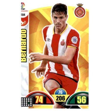 Bernardo Girona 184 Cards Básicas 2017-18