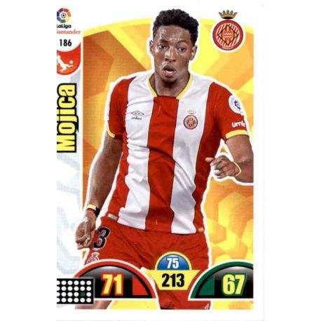 Mojica Girona 186 Cards Básicas 2017-18