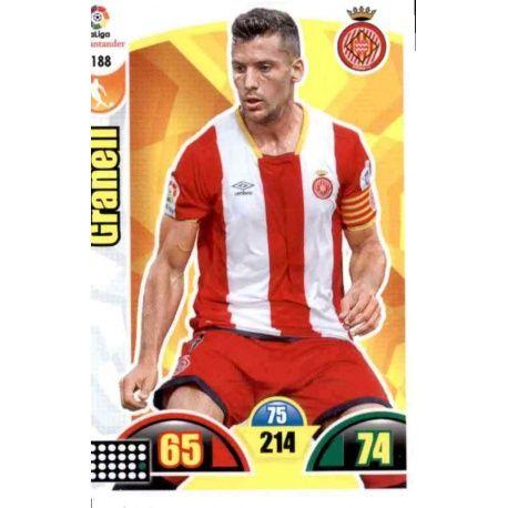 Granell Girona 188 Cards Básicas 2017-18
