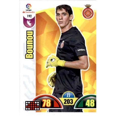 Bounou Girona 192 Cards Básicas 2017-18