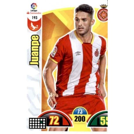 Juanpe Girona 193 Cards Básicas 2017-18