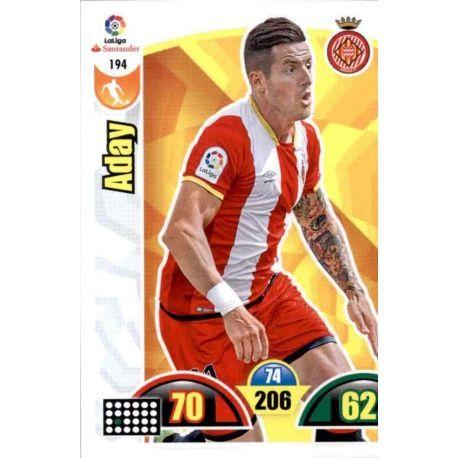 Aday Girona 194 Cards Básicas 2017-18