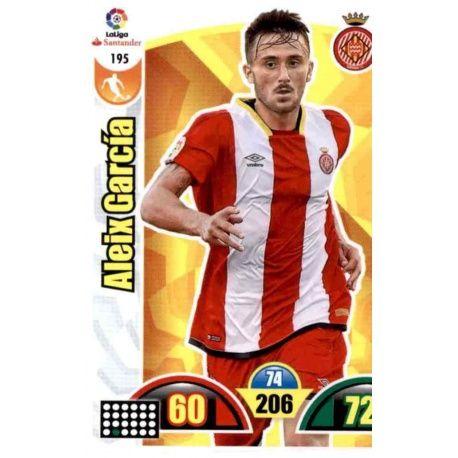 Aleix García Girona 195 Cards Básicas 2017-18