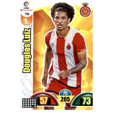 Douglas Luiz Girona 196 Cards Básicas 2017-18
