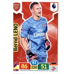 Bernd Leno Arsenal 1 Adrenalyn XL Premier League 2019-20