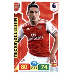 Héctor Bellerín Arsenal 2 Adrenalyn XL Premier League 2019-20