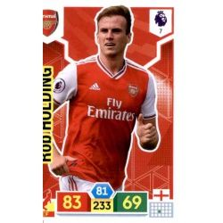 Rob Holding Arsenal 7 Adrenalyn XL Premier League 2019-20