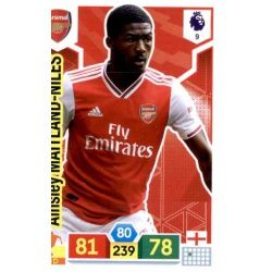 Ainsley Maitland-Niles Arsenal 9 Adrenalyn XL Premier League 2019-20