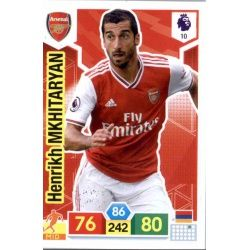 Henrikh Mkhitaryan Arsenal 10 Adrenalyn XL Premier League 2019-20
