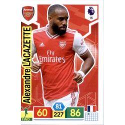 Alexandre Lacazette Arsenal 16 Adrenalyn XL Premier League 2019-20