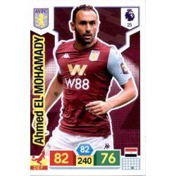 Ahmed El Mohamady Aston Villa 25 Adrenalyn XL Premier League 2019-20