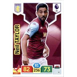 Neil Taylor Aston Villa 26 Adrenalyn XL Premier League 2019-20