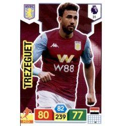 Trézéguet Aston Villa 31 Adrenalyn XL Premier League 2019-20
